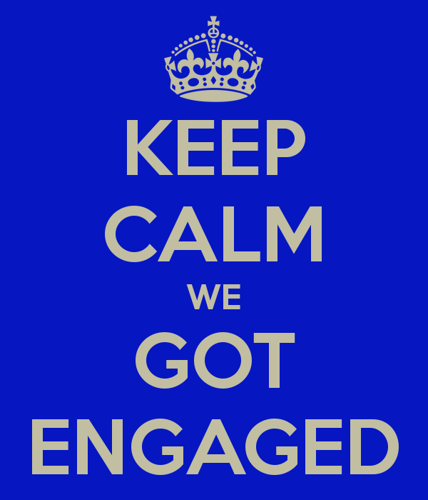 keep-calm-we-got-engaged-1