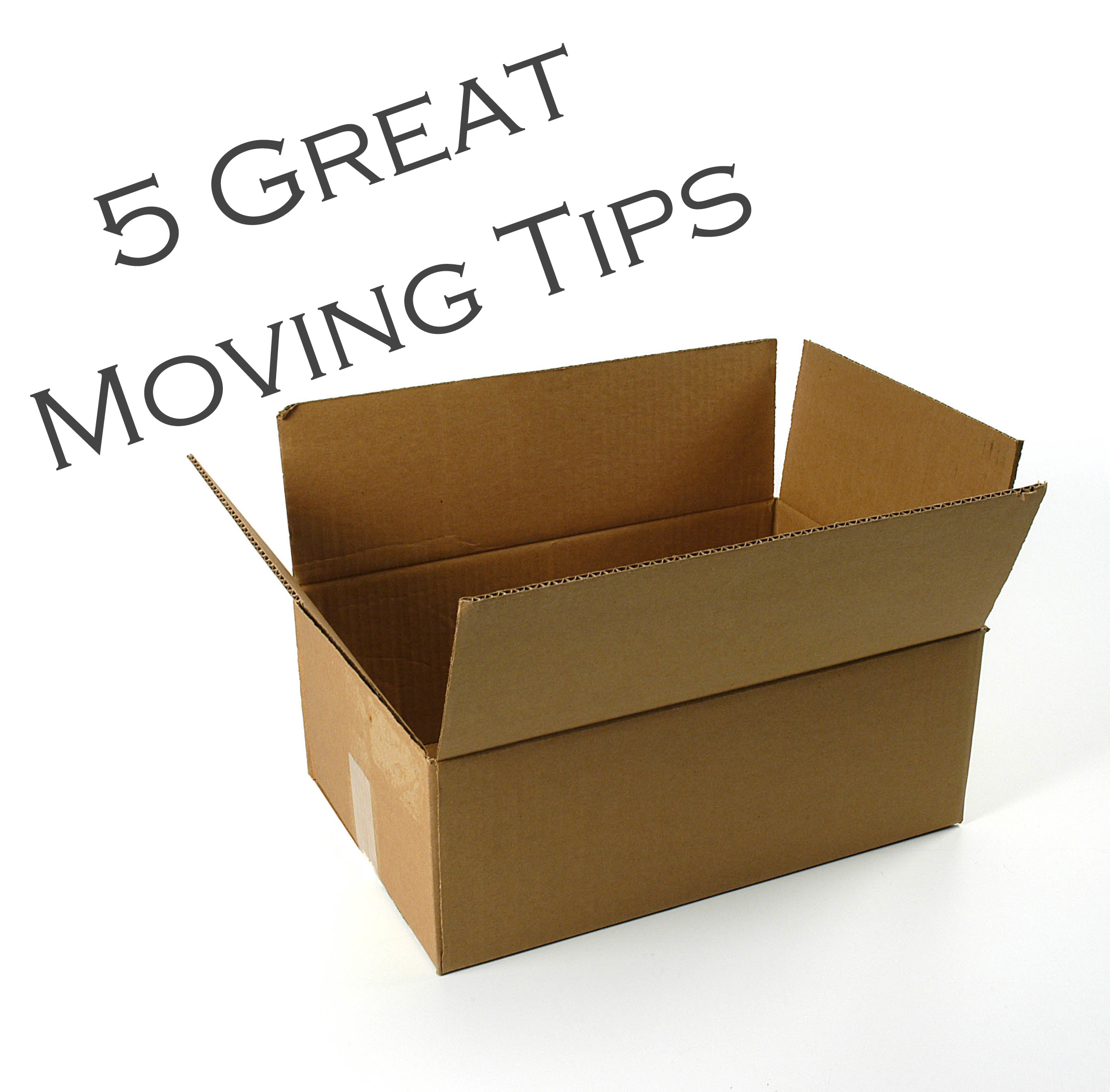 5 moving tips to ease packing