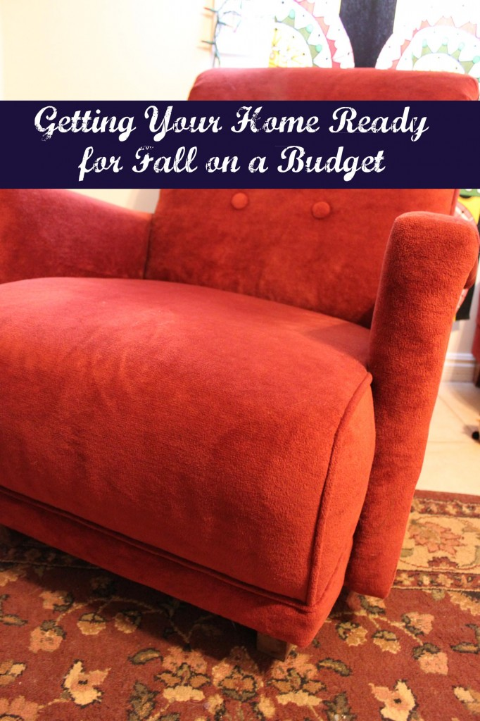 Getting Your Home Ready for Fall on a Budget