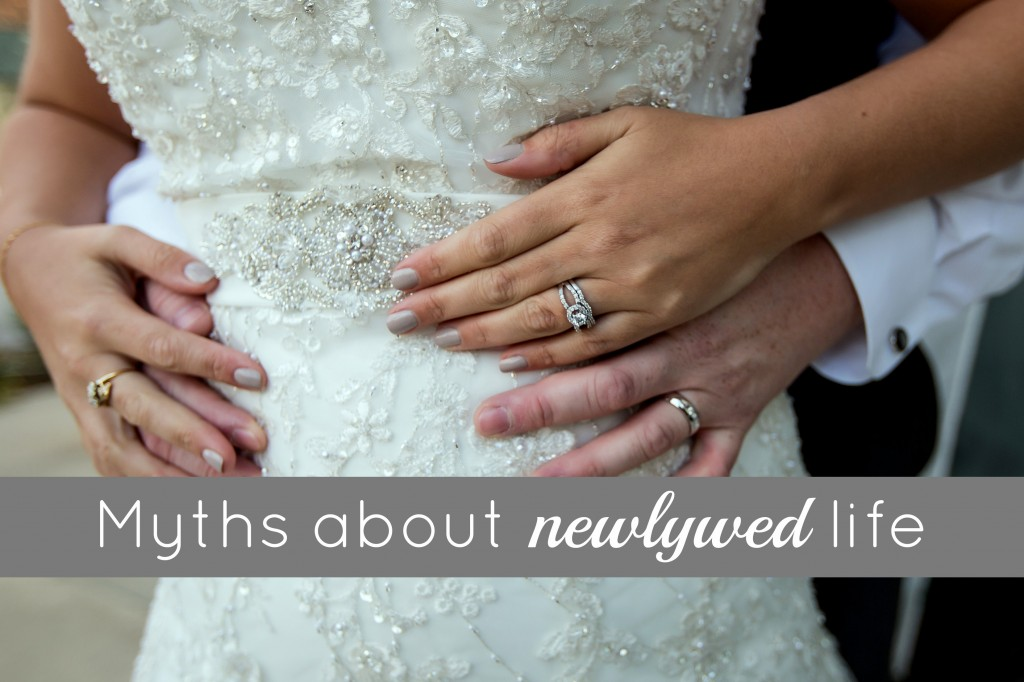 myths about newlywed life