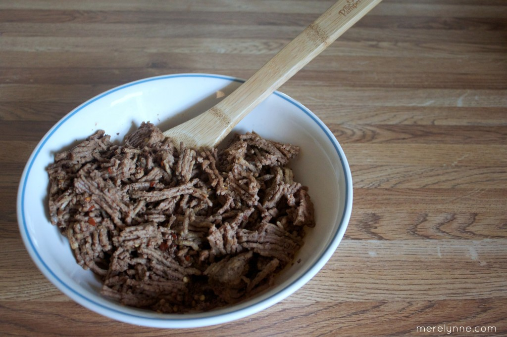 crock pot taco meat