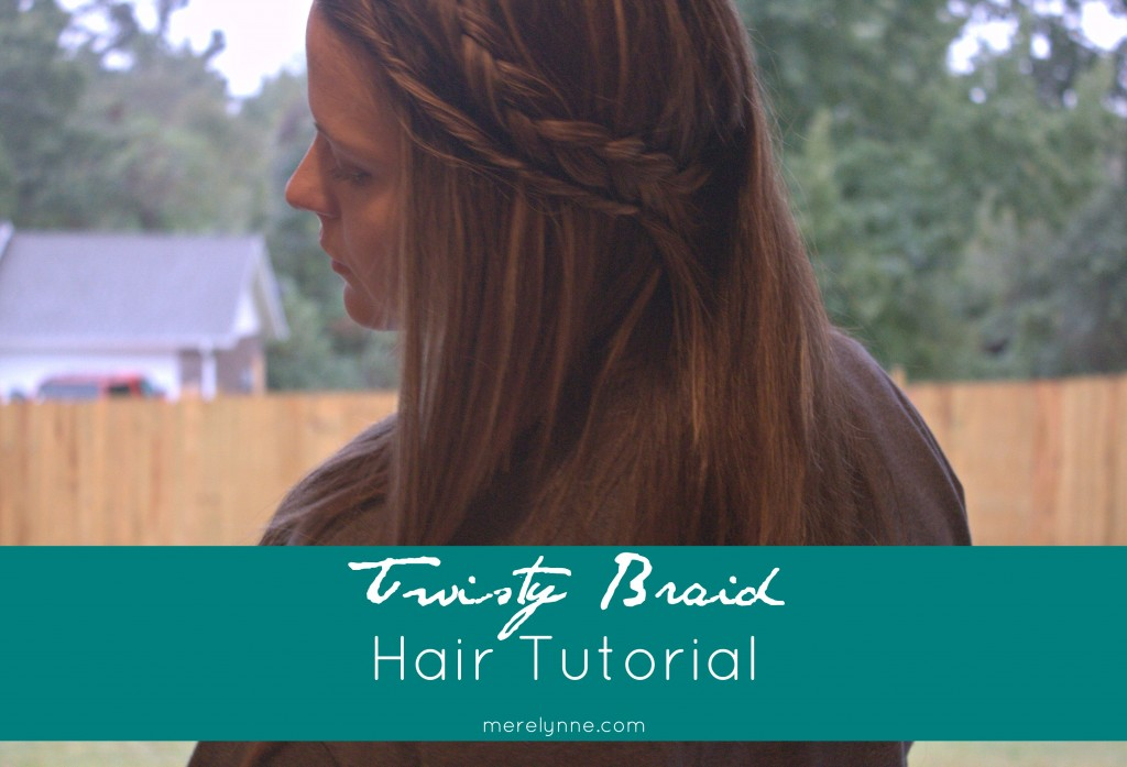 braid hair tutorial