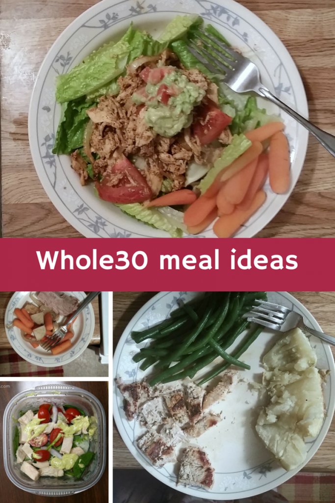 Whole30 meal ideas