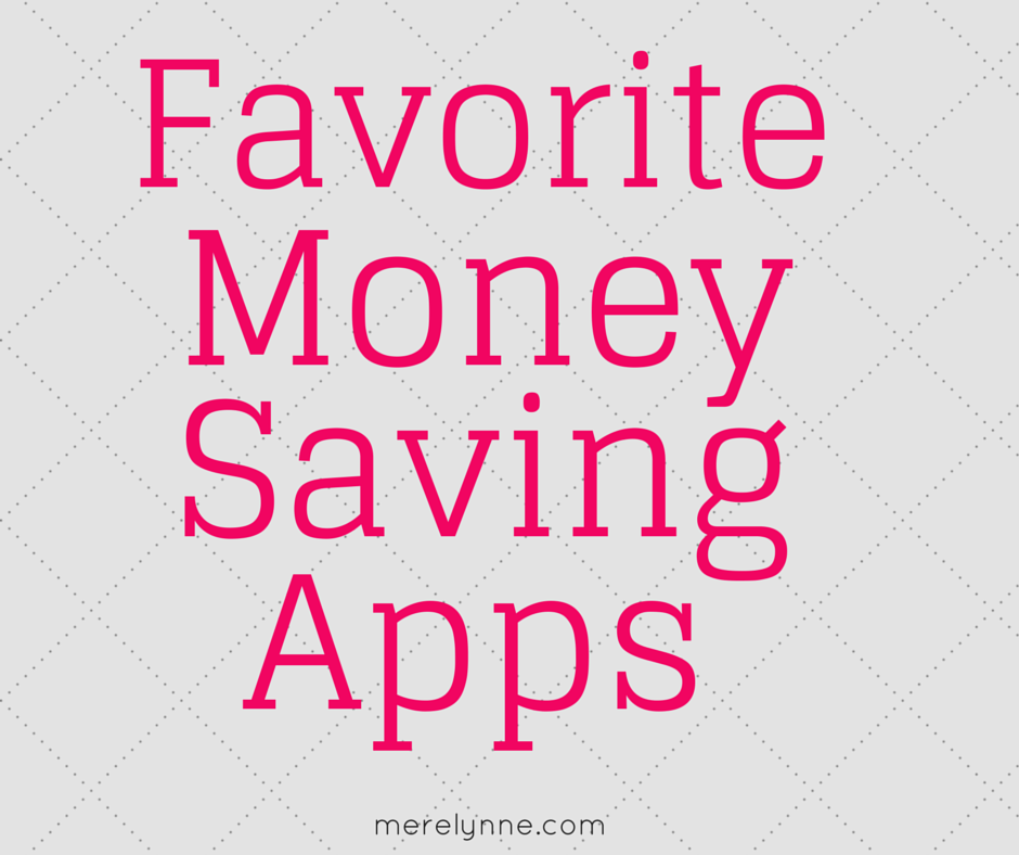 money savings apps