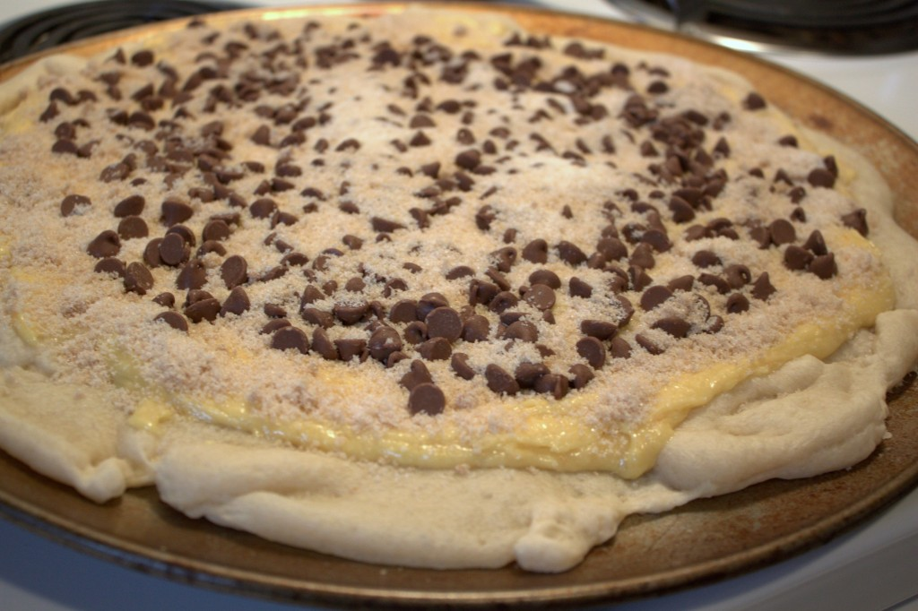 pizza inn chocolate chip dessert pizza recipe