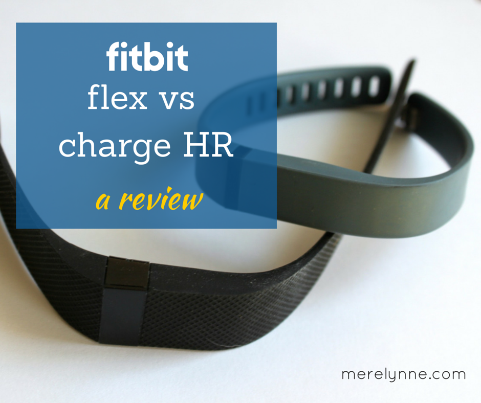 fitbit flex vs fitbit charge hr, review of fitbit