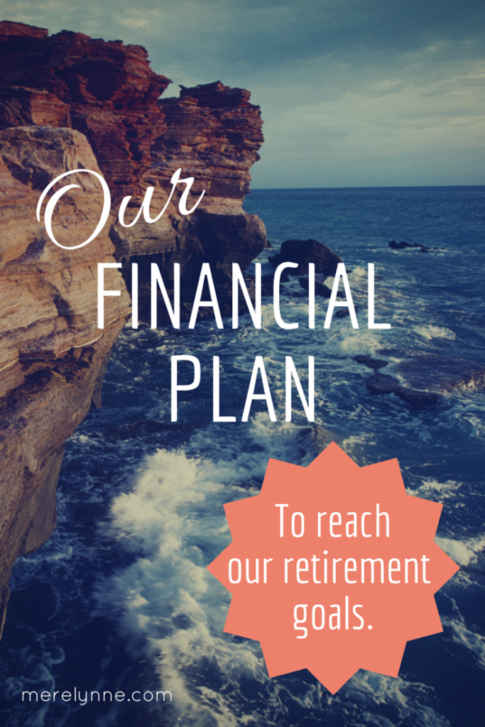 our financial plan, merelynne