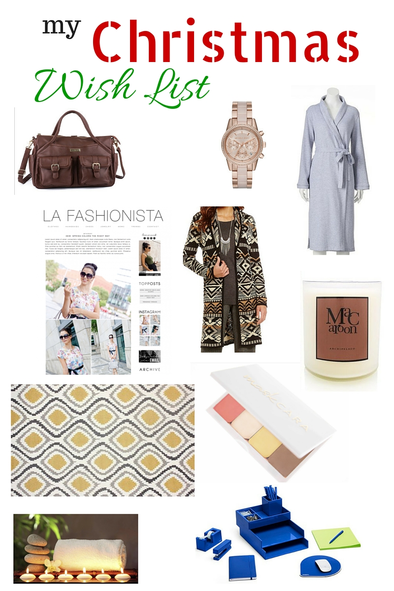 my wish list My top 10 favorite things from beauty, home and closetplus what's on my wish list this christmas.