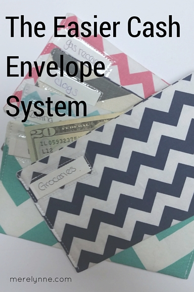 The Easier Cash Envelope System, Dave Ramsey