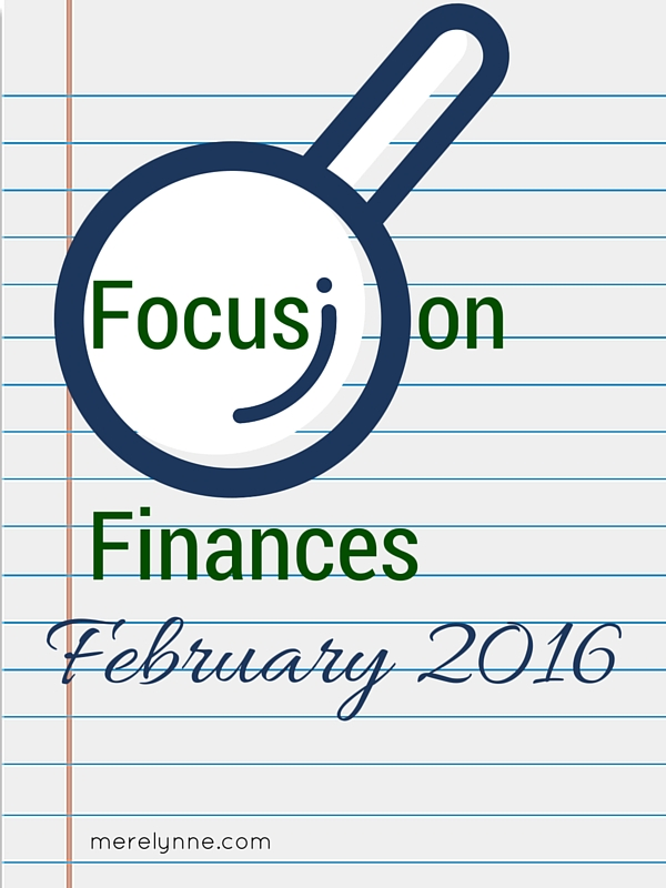 finance focus, merelynne