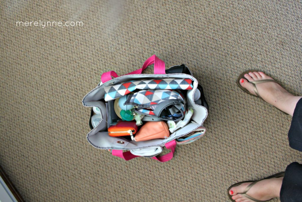What's In My Diaper Bag, 31 bag