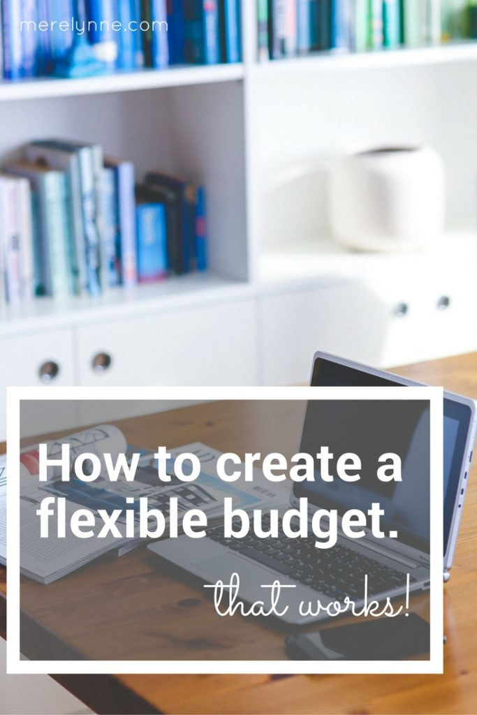 flexible budget, better budget
