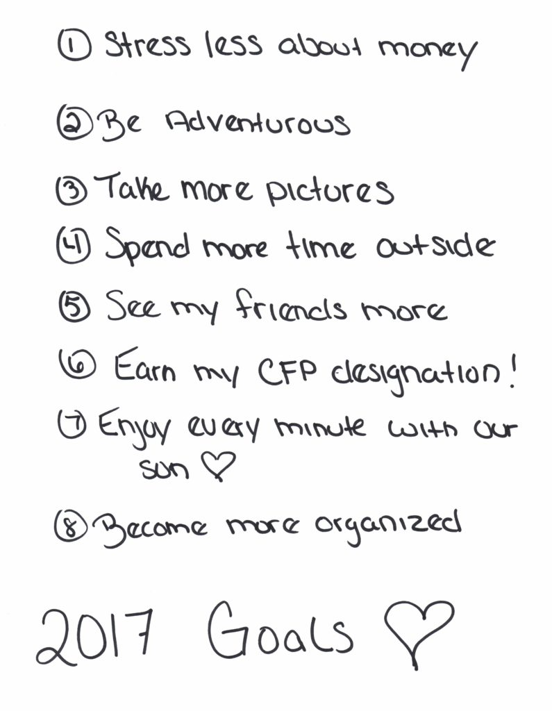 new year resolutions, new year goals, 2017 resolutions, 2017 goals, family goals, family resolutions