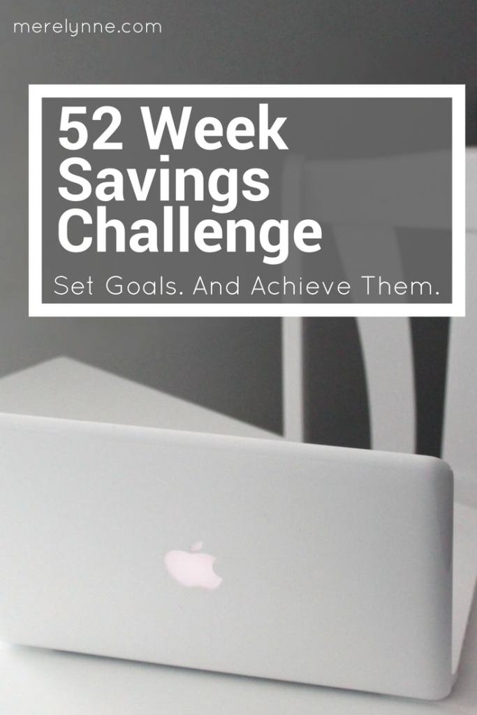 52 week savings challenge, savings challenge, build your savings fast, quickly build your savings, how to build your savings, meredith rines, merelynne