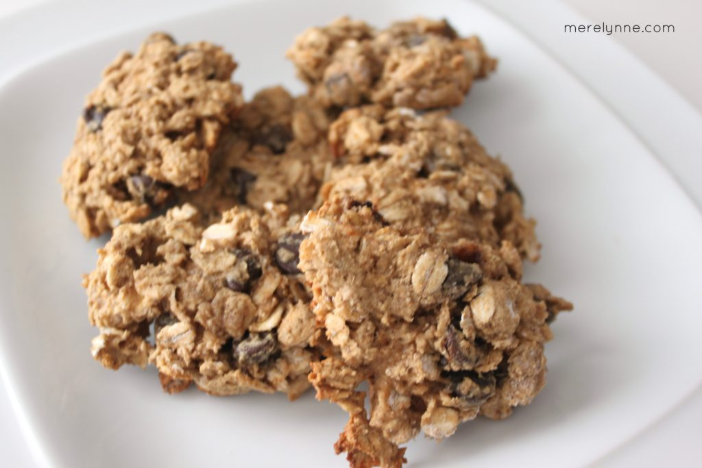 easy breakfast cookies