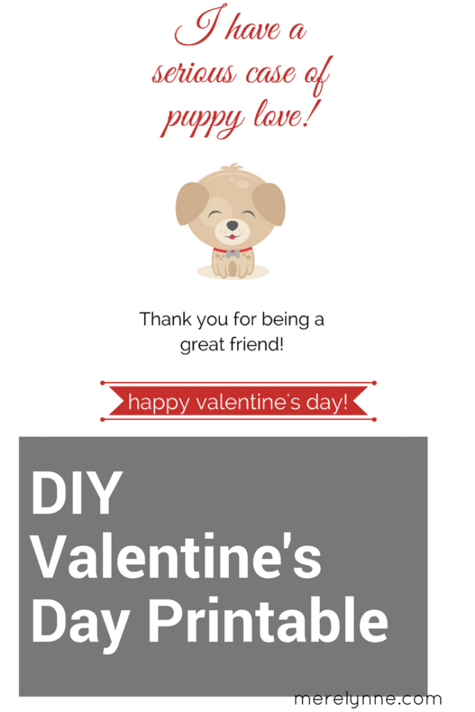 diy valentine's day printable, valentine's day freebie, valentine's day card, diy valentine's day card