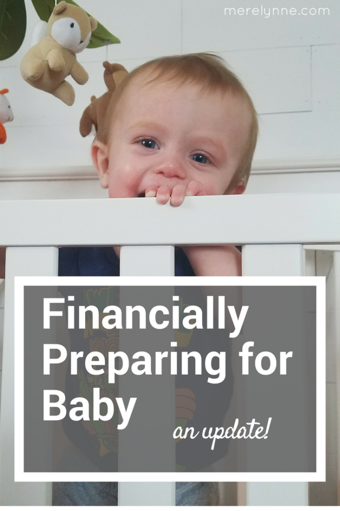 financially preparing for baby, an update on how to prepare for baby, how to prepare for baby