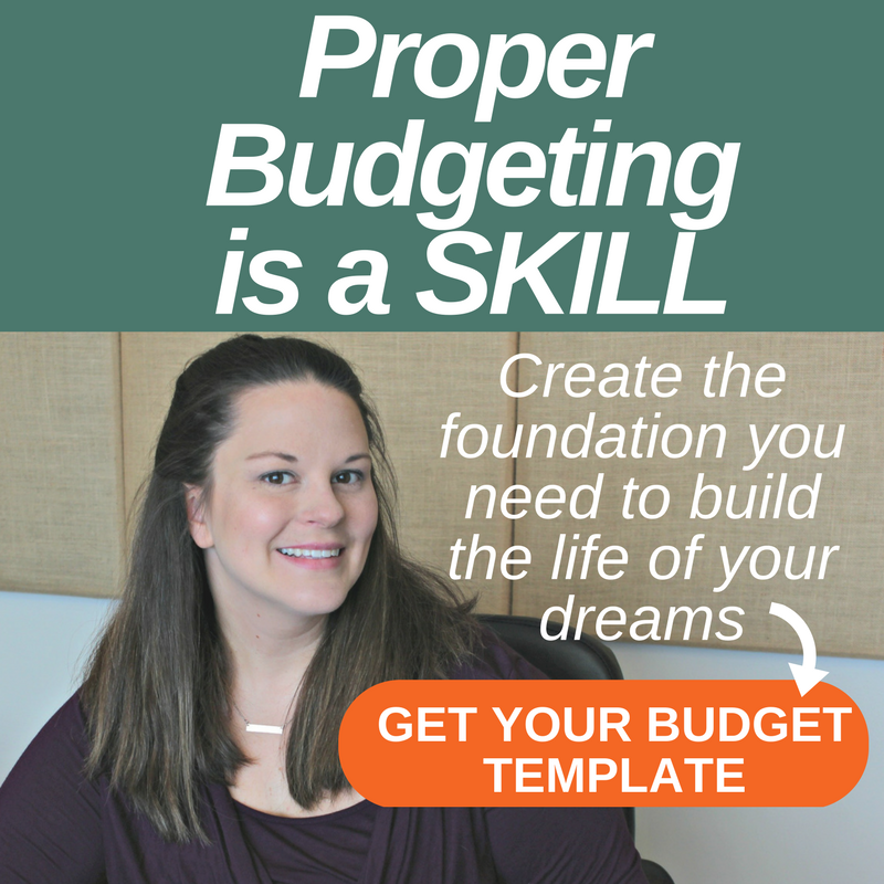 budget template, how to budget, learn to budget, budgeting made easy, quick budget, meredith rines, merelynne