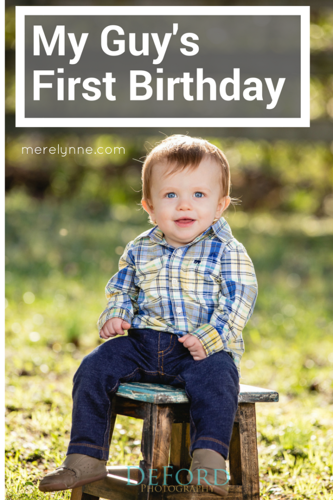 first birthday, boy birthday, southeast missouri photographer, first birthday photo