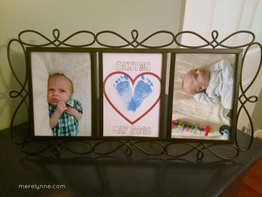 DIY mother's day gift, DIY birthday gift for mom, DIY photo gift