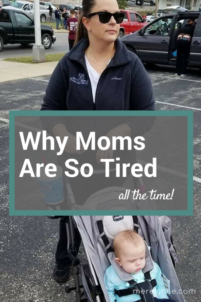 why moms are so tired, mom is tired, video, why mom is tired