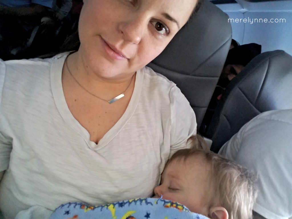 flying with a toddler, traveling with a toddler, flying with a baby