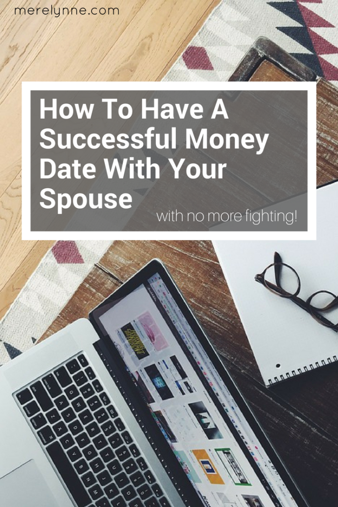 how to have a successful money date, money date, talk finances, talk money with your spouse