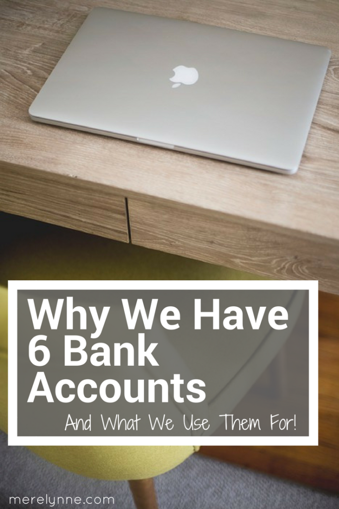 multiple bank accounts, why we have 6 accounts, cash budgeting, cash envelope, the easier cash envelope, dave ramsey, meredithrines, merelynne