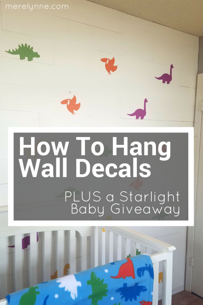How To Hang Wall Decals Merelynne - How to put a wall decal up