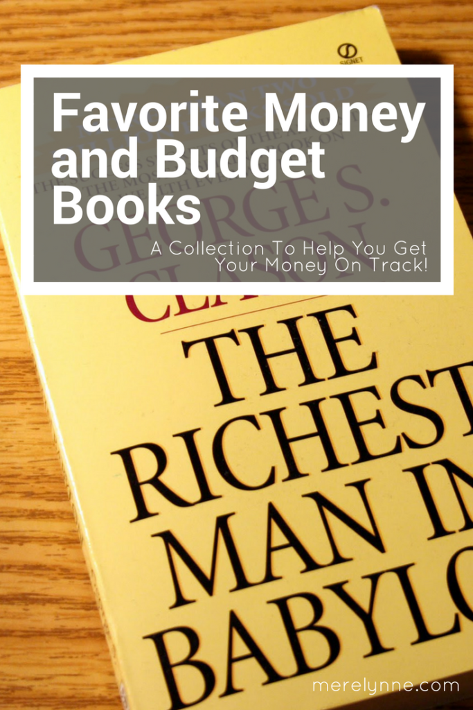 favorite money books, favorite budget books, best budget books, best money books, meredith rines, merelynne