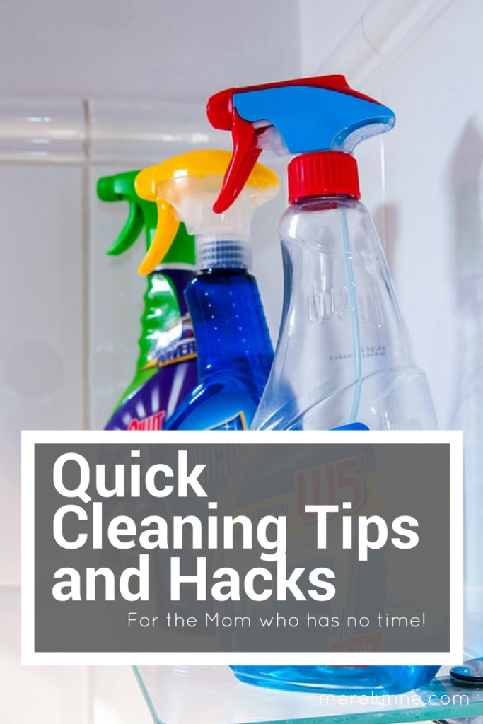 quick cleaning tips, quick cleaning hacks, cleaning hacks, home cleaning tips, cleaning tips, meredith rines, merelynne