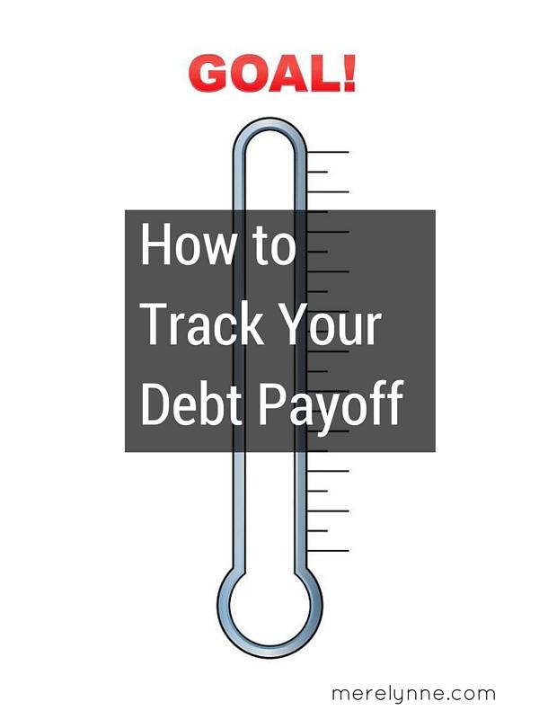 our debt tracker tool  free printable