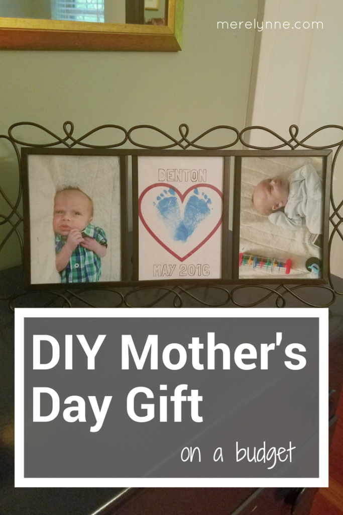 DIY Mothers Day Gift Birthday For Mom Photo